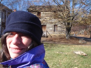 Exploring an old homeplace