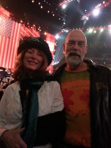 Deborah & E vert Nov 1 2012 CMA Nashville