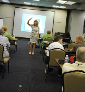 Workshop for the Osher Institute, Vanderbilt