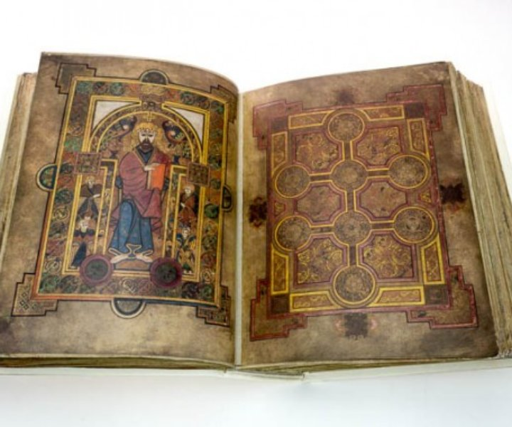 When I viewed this 9th-century book at Trinity College, Dublin, its book design principles jumped out as fresh and relevant...