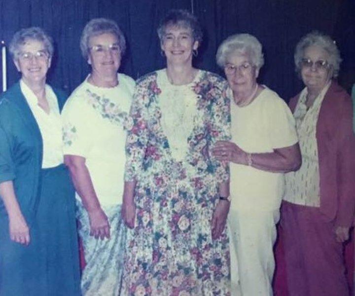 Washburn Women 1991